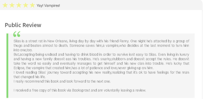 The first reviews are trickling in…